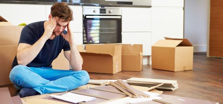 Dlaczego warto skorzystać zusług fachowców przy montażu mebli?